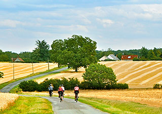 Backroads Loire Valley biking trips